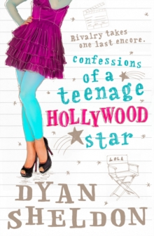 Confessions of a Teenage Hollywood Star, Paperback Book