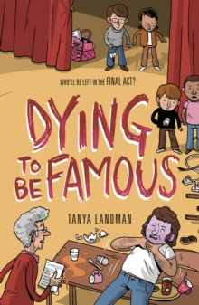 Murder Mysteries 3: Dying to be Famous, Paperback Book