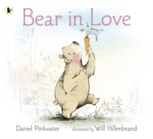 Bear in Love, Paperback Book