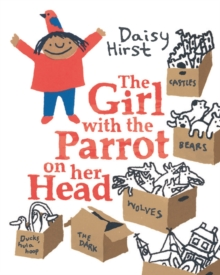 The Girl with the Parrot on Her Head, Hardback Book