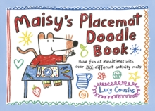 Maisy's Placemat Doodle Book, Paperback Book
