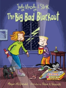 Judy Moody and Stink: The Big Bad Blackout, Paperback Book