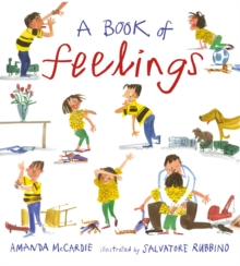 A Book of Feelings, Hardback Book
