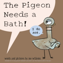 The Pigeon Needs a Bath, Paperback Book