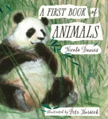 A First Book of Animals, Hardback Book