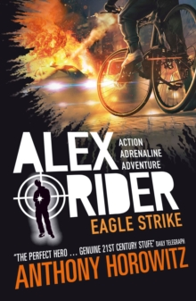Eagle Strike, Paperback Book