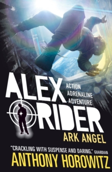Ark Angel, Paperback Book