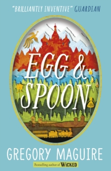 Egg & Spoon, Paperback Book