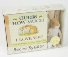 Guess How Much I Love You, Mixed media product Book
