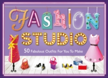 Fashion Studio, Toy Book