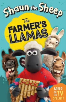 Shaun the Sheep - The Farmer's Llamas, Paperback Book