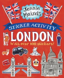 Sticker Activity London, Paperback Book