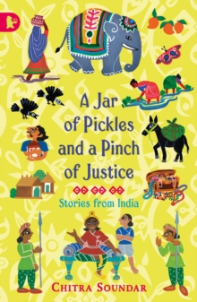 A Jar of Pickles and a Pinch of Justice, Paperback Book