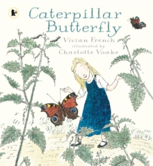 Caterpillar Butterfly, Paperback Book