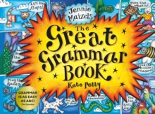 The Great Grammar Book, Hardback Book