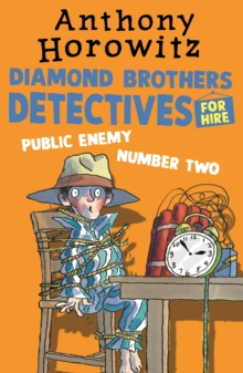 The Diamond Brothers in Public Enemy Number Two, Paperback Book