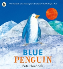 Blue Penguin, Paperback Book