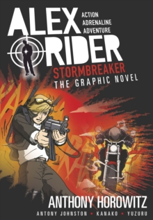Stormbreaker Graphic Novel, Paperback Book