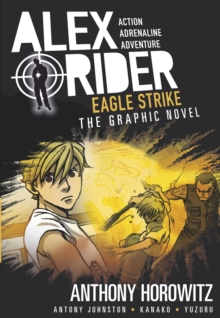 Eagle Strike Graphic Novel, Paperback Book