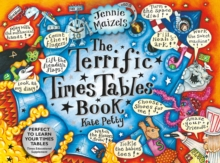 The Terrific Times Tables Book, Hardback Book