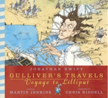 Gulliver's Travels: Voyage to Lilliput, Paperback Book