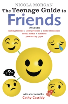 The Teenage Guide to Friends, Paperback Book