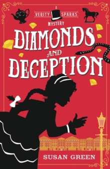 Diamonds and Deception: A Verity Sparks Mystery, Paperback Book