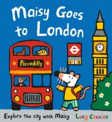 Maisy Goes to London, Paperback Book
