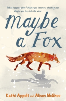 Maybe a Fox, Paperback Book