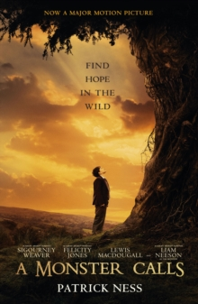 A Monster Calls (Movie Tie-in), Paperback Book