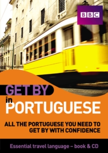 Get by in Portuguese Pack, Mixed media product Book