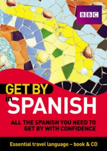 Get by in Spanish Pack, Mixed media product Book