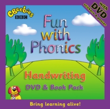 Learn at Home:Fun with Phonics: Handwriting Pack : Handwriting Pack, Mixed media product Book