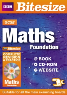GCSE Bitesize Maths Foundation Complete Revision and Practice, Mixed media product Book