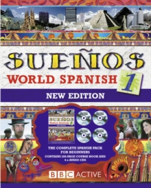 Suenos World Spanish : Bk. 1, Mixed media product Book