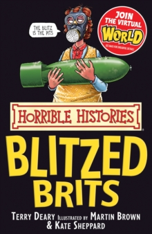 The Blitzed Brits, Paperback Book