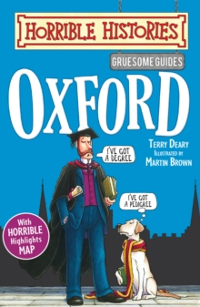 Gruesome Guides: Oxford, Paperback Book