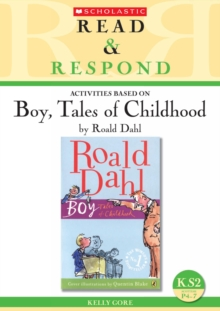 Boy, Tales of Childhood, Paperback Book