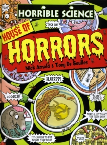 House of Horrors, Hardback Book