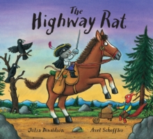 The Highway Rat, Hardback Book