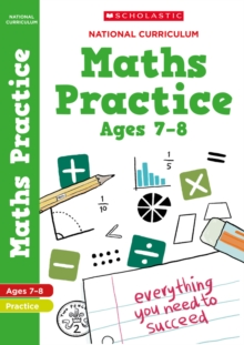 National Curriculum Maths Practice Book for Year 3, Paperback Book