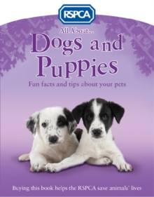All About Dogs and Puppies, Paperback Book