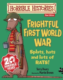 Frightful First World War, Paperback Book