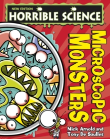 Microscopic Monsters, Paperback Book