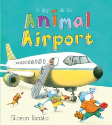 Day at the Animal Airport, Paperback Book