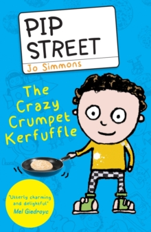 The Crazy Crumpet Kerfuffle, Paperback Book