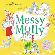 Messy Molly, Hardback Book