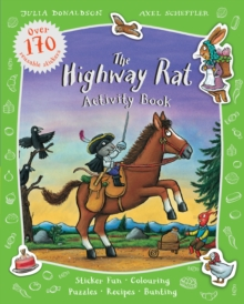 The Highway Rat Activity Book, Paperback Book