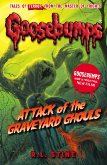 Attack of the Graveyard Ghouls, Paperback Book