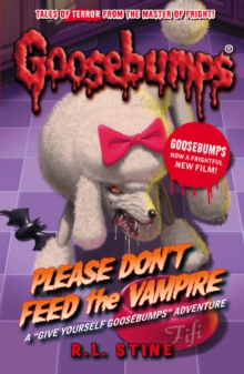 Please Don't Feed the Vampire!, Paperback Book